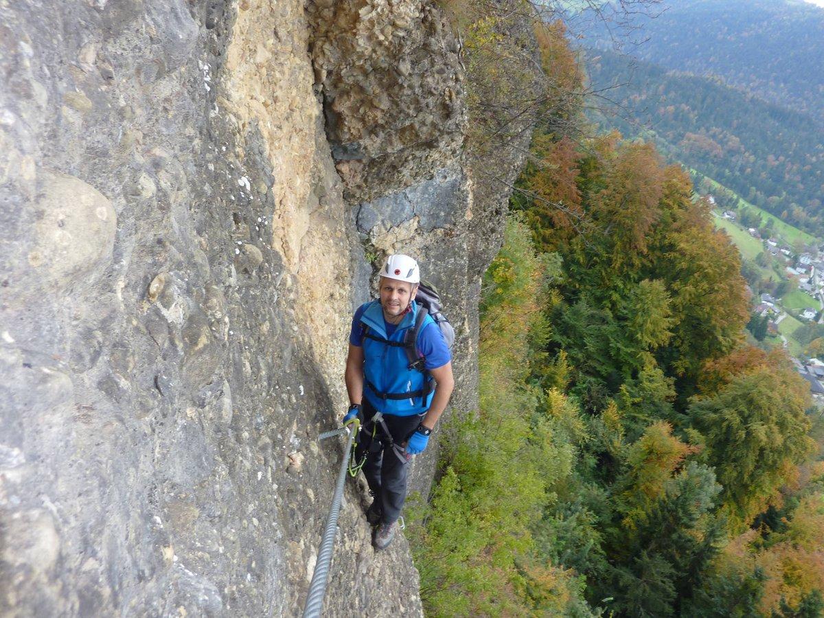 Klettersteig Känzele : Känzele hashtag on twitter