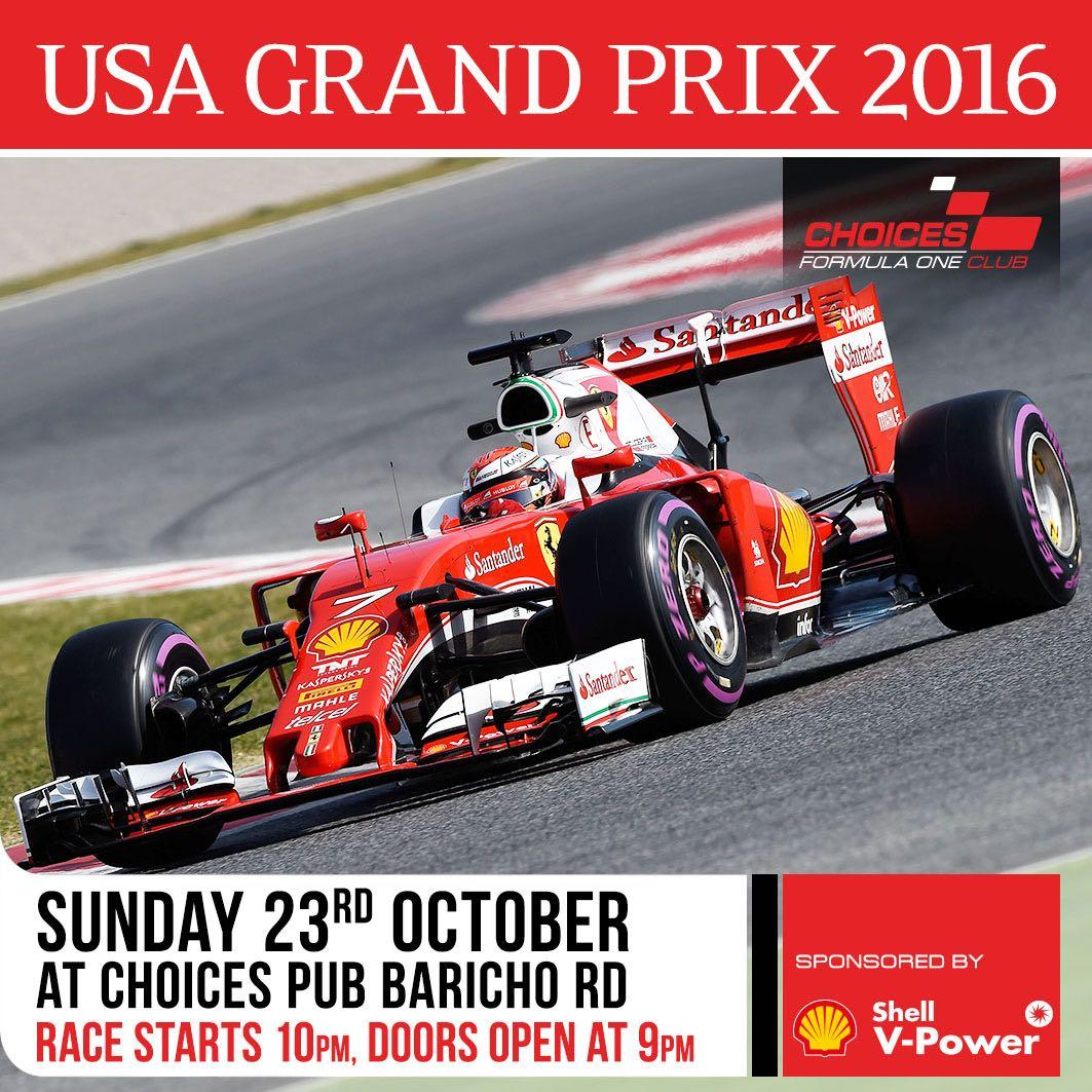 GP Austin USA F1 2016 info Diretta Streaming