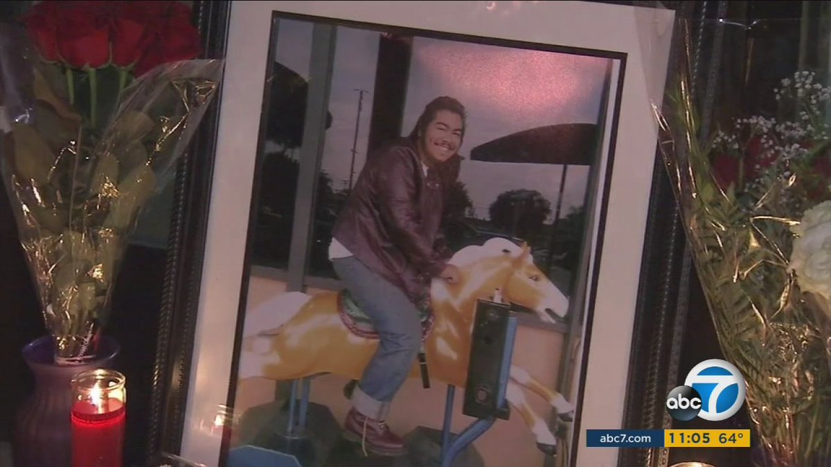 Family, friends mourn man killed at El Monte Jack in the Box during attempted robbery