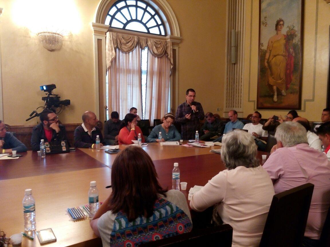 Presidente Maduro instruye fortalecer Sistema Nacional de Misiones