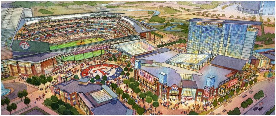 Arlington stadium proposal: 5 things to know as early voting starts DFWvotes Txelex