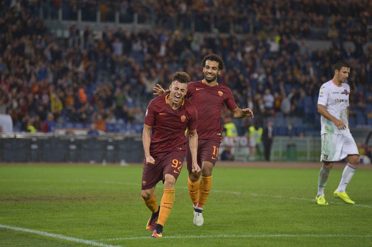 Video: AS Roma vs Palermo