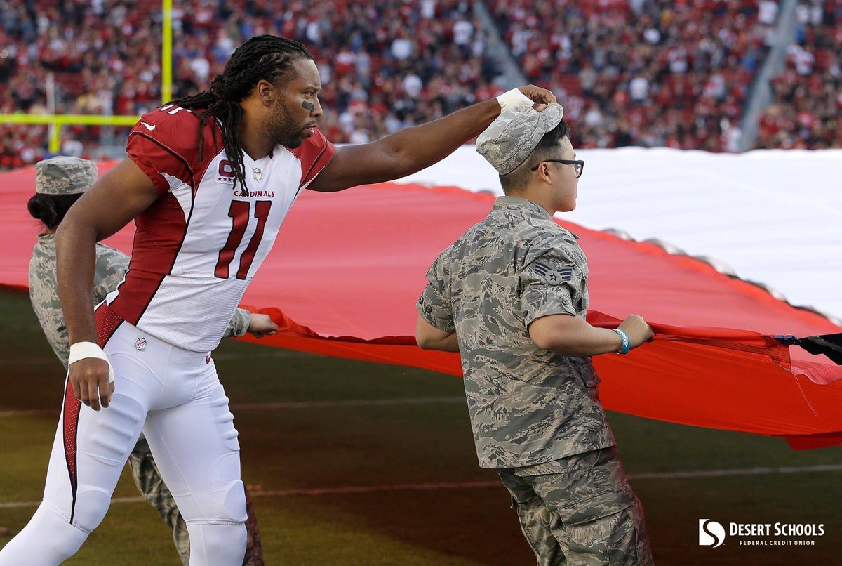 "Cloyd Rivers on Twitter ""Larry Fitzgerald is the man Respect"