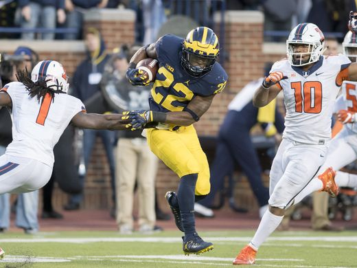 @UMichFootball up to second in AP poll
