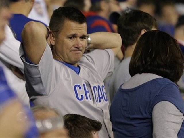 Just how long has it been since the Cubs won the World Series?: WorldSeries