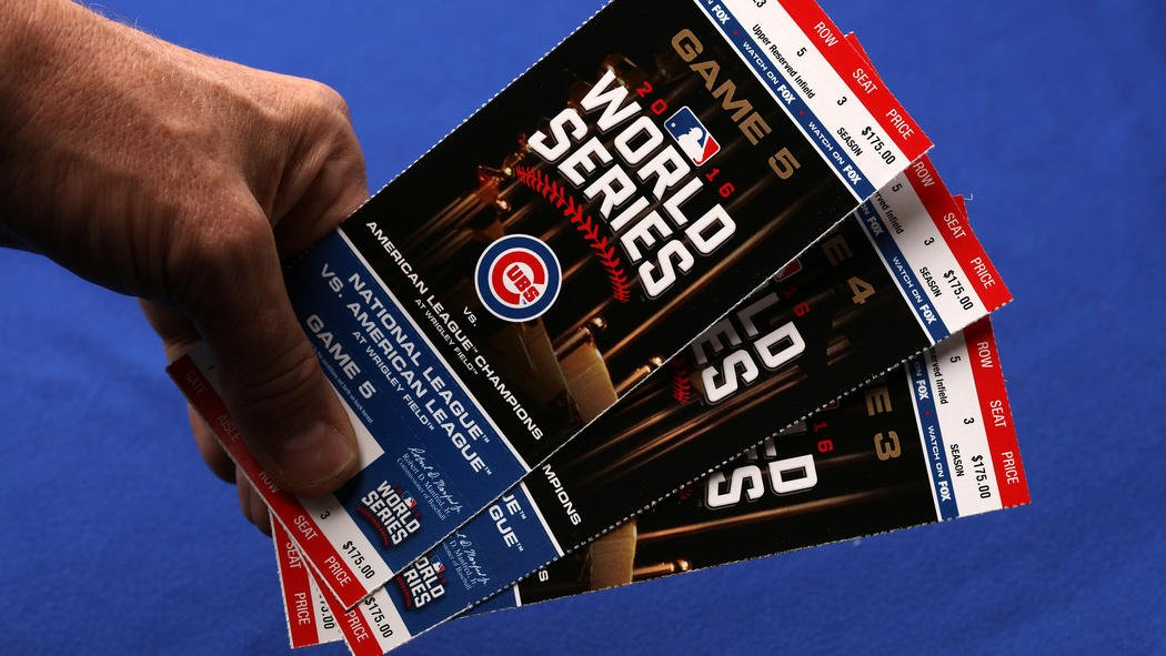 Cubs World Series tickets averaging more than Super Bowl tickets, analysts say