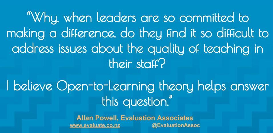Leading the learning of others - how 'open to learning' are you?  https://t.co/ZopFqJ7Wqz  Latest blog from @Education_Al out now #ldrchatNZ https://t.co/Ug2j4gl9fF