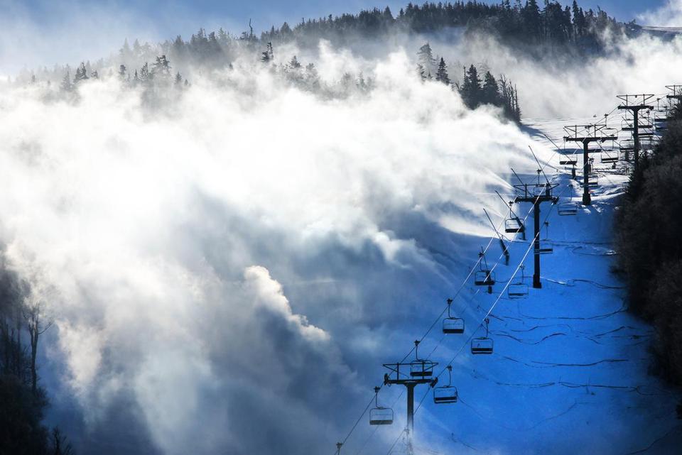 Here comes winter: Killington ski area to open this week