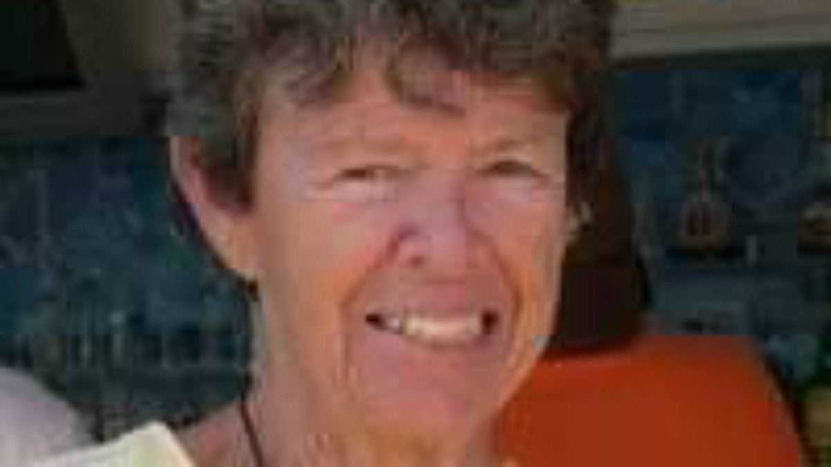 75-year-old woman with Alzheimer's, Parkinson's missing