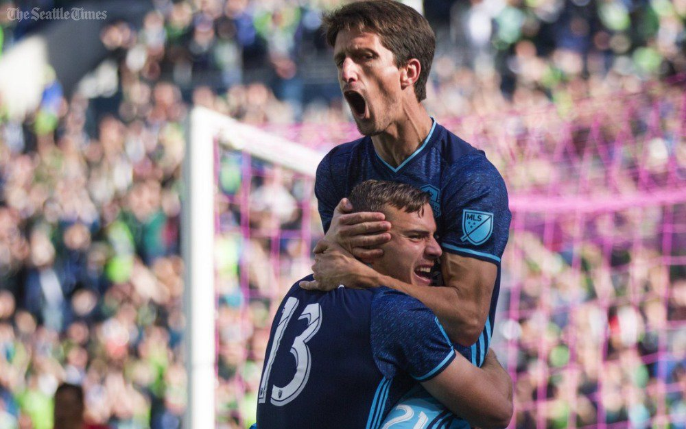 First impressions: Sounders defeat Real Salt Lake, clinch eight straight playoff berth
