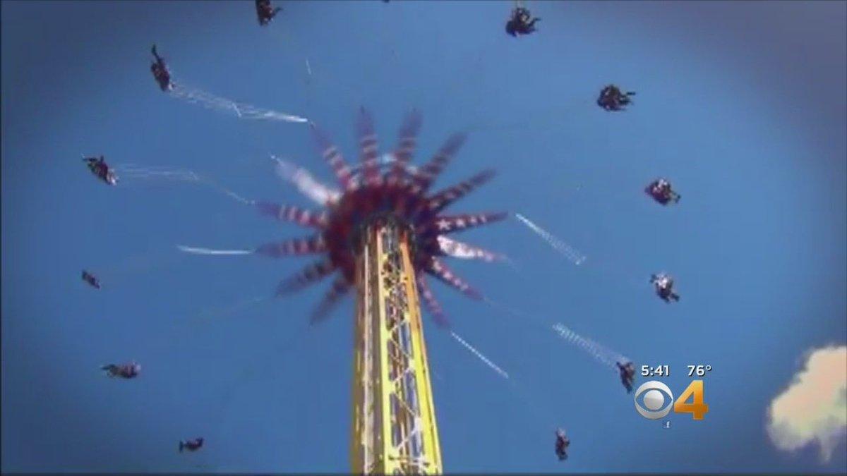 New Elitch Gardens Ride Will Send People Above Denver Skyline