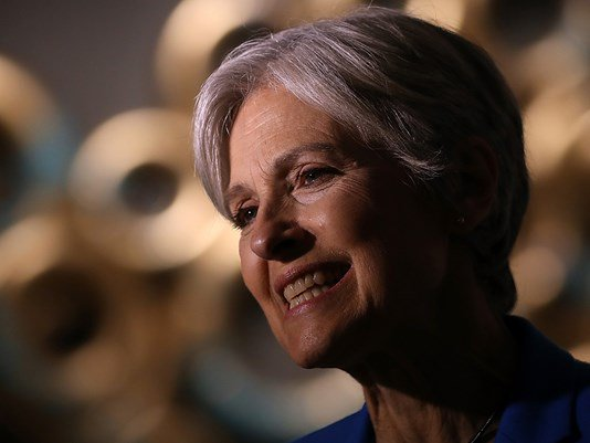 Green party presidential candidate Jill Stein to visit Seattle & Olympia Monday