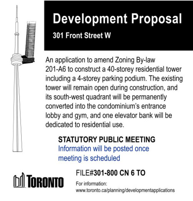Take a look at these fake condo development signs for landmark Toronto buildings.
