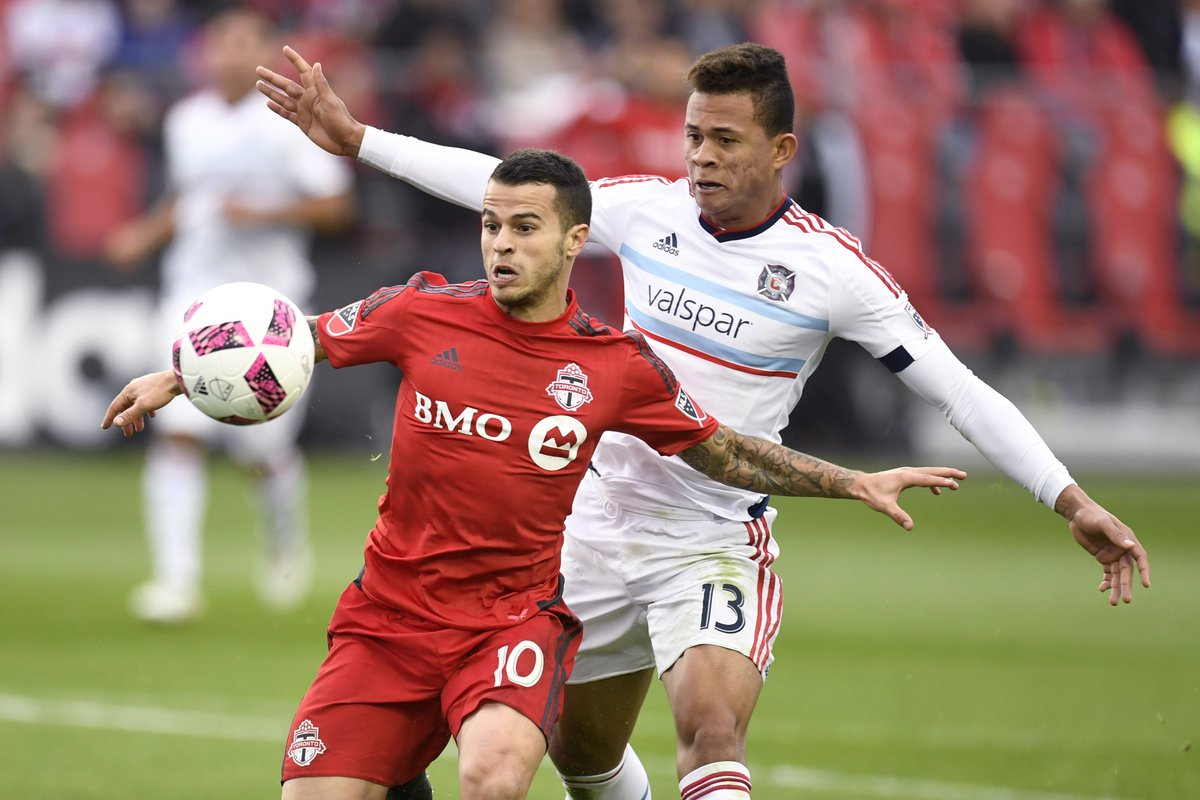 Toronto FC will face Philadelphia in knockout game