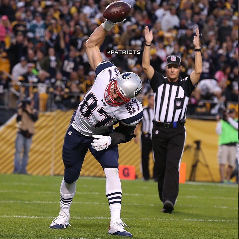 New England Patriots On Twitter Quot The 68th Touchdown Of
