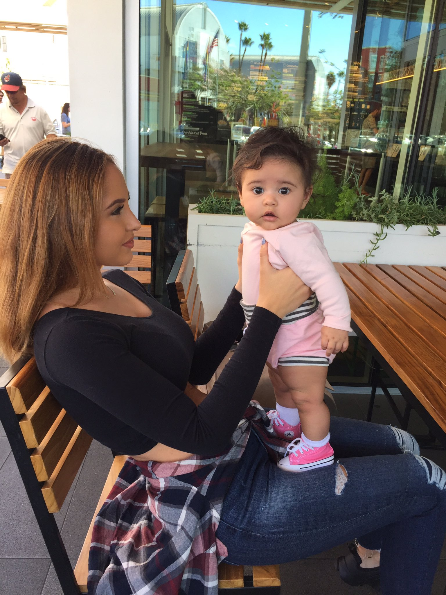 Catherine Paiz On Twitter Quot Baby Girl Is The Cutest
