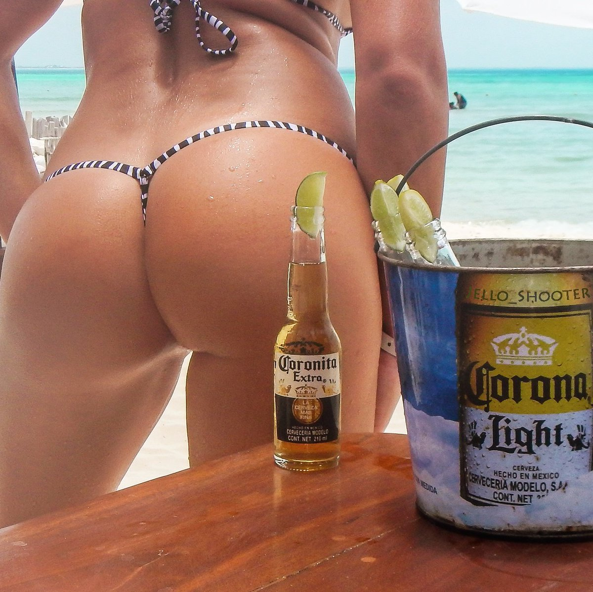 Corona Puts Man In Hospital After Beer Bottle Shattered In His Hand