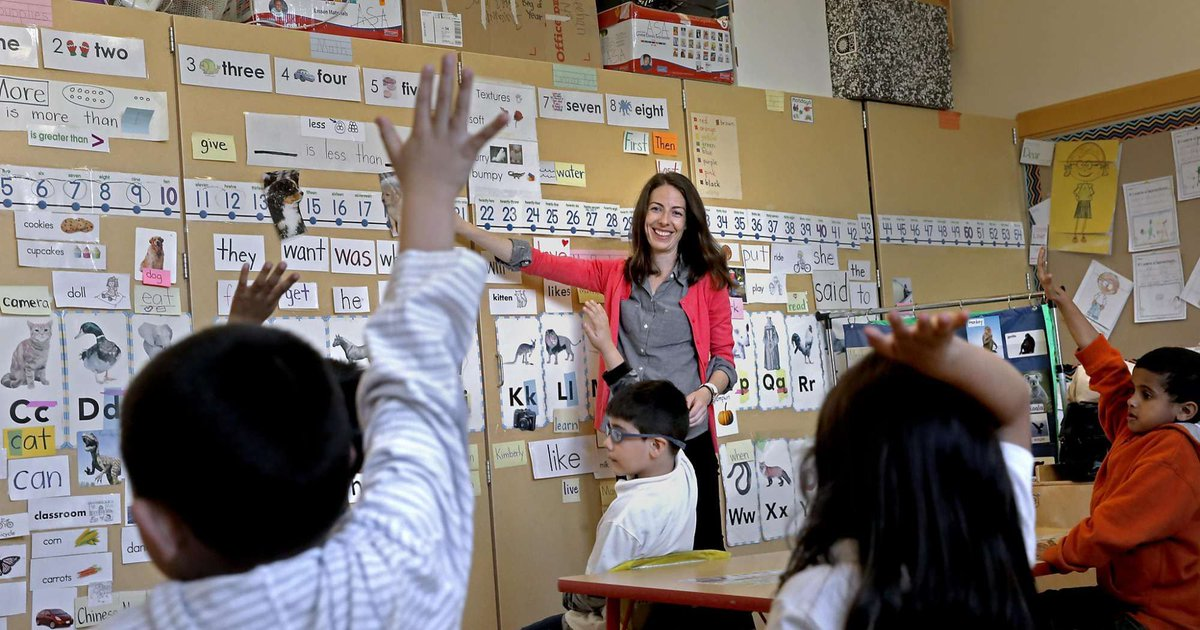 Open Forum: Help wanted: California teachers.