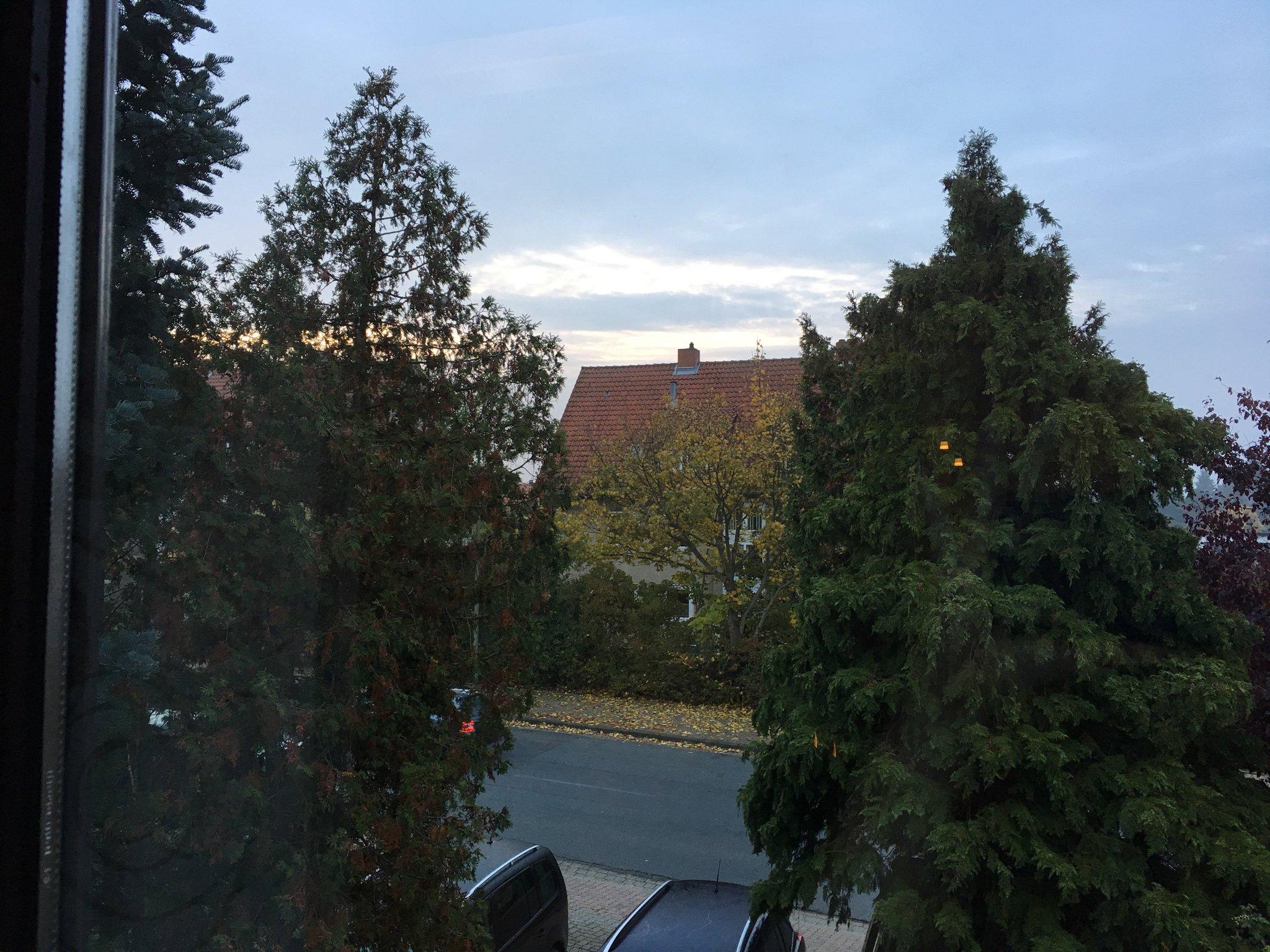 Guten Morgen aus der Lessingstadt Wolfenbüttel #meurers #echtlessig #aussichtstweet https://t.co/Ppk3StXIMD