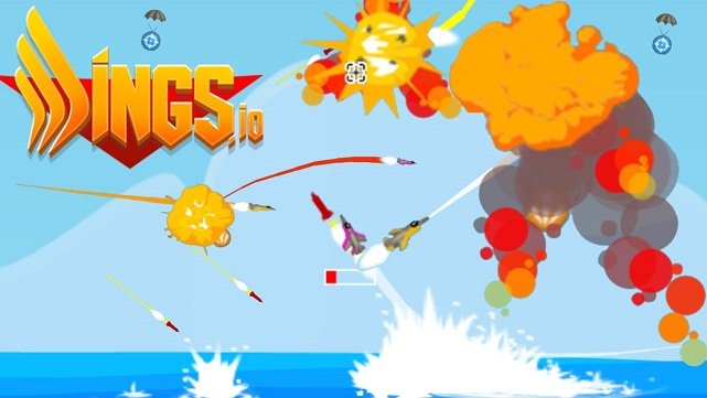 Thumbnail for Wings.io Game