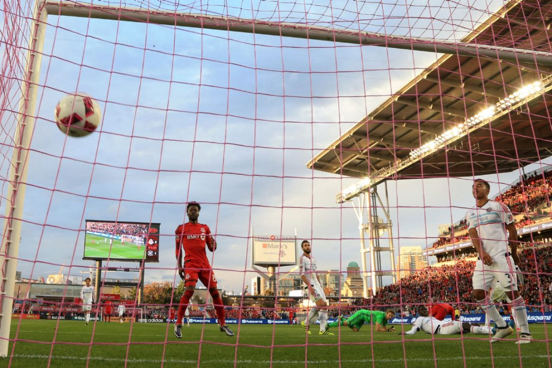 Toronto FC will face the Philadelphia Union on Wednesday for an elimination game TFCLive