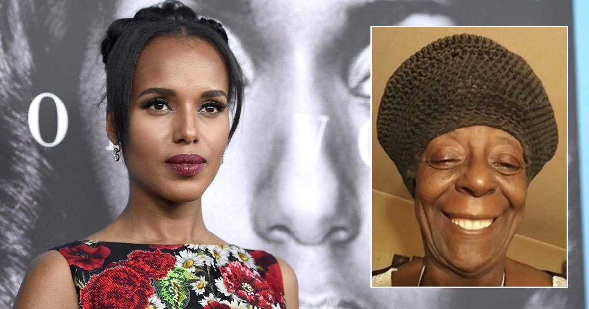 @kerrywashington was badly shaken by the recent fatal police shooting of Deborah Danner