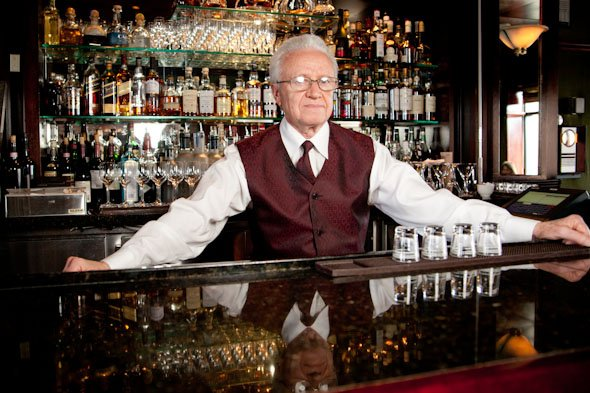 Toronto's most famous bartender is retiring