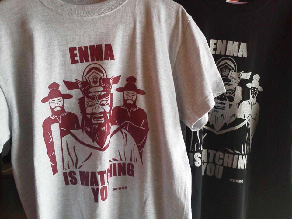 オリジナルTシャツ販売始めました。 3色あります。 1800円です。 https://t.co/Ydiru5n0yk