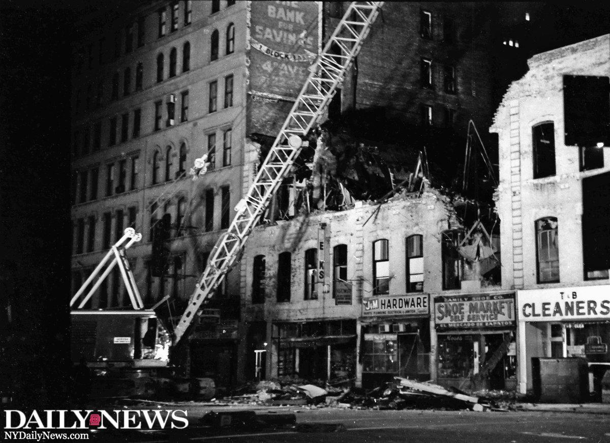 Deadly 1966 blaze kills 12 firefighters in Manhattan building, changes NYC policy