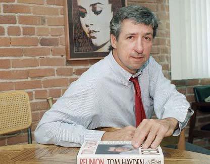 Tom Hayden, Royal Oak native, anti-war activist, dies at 76