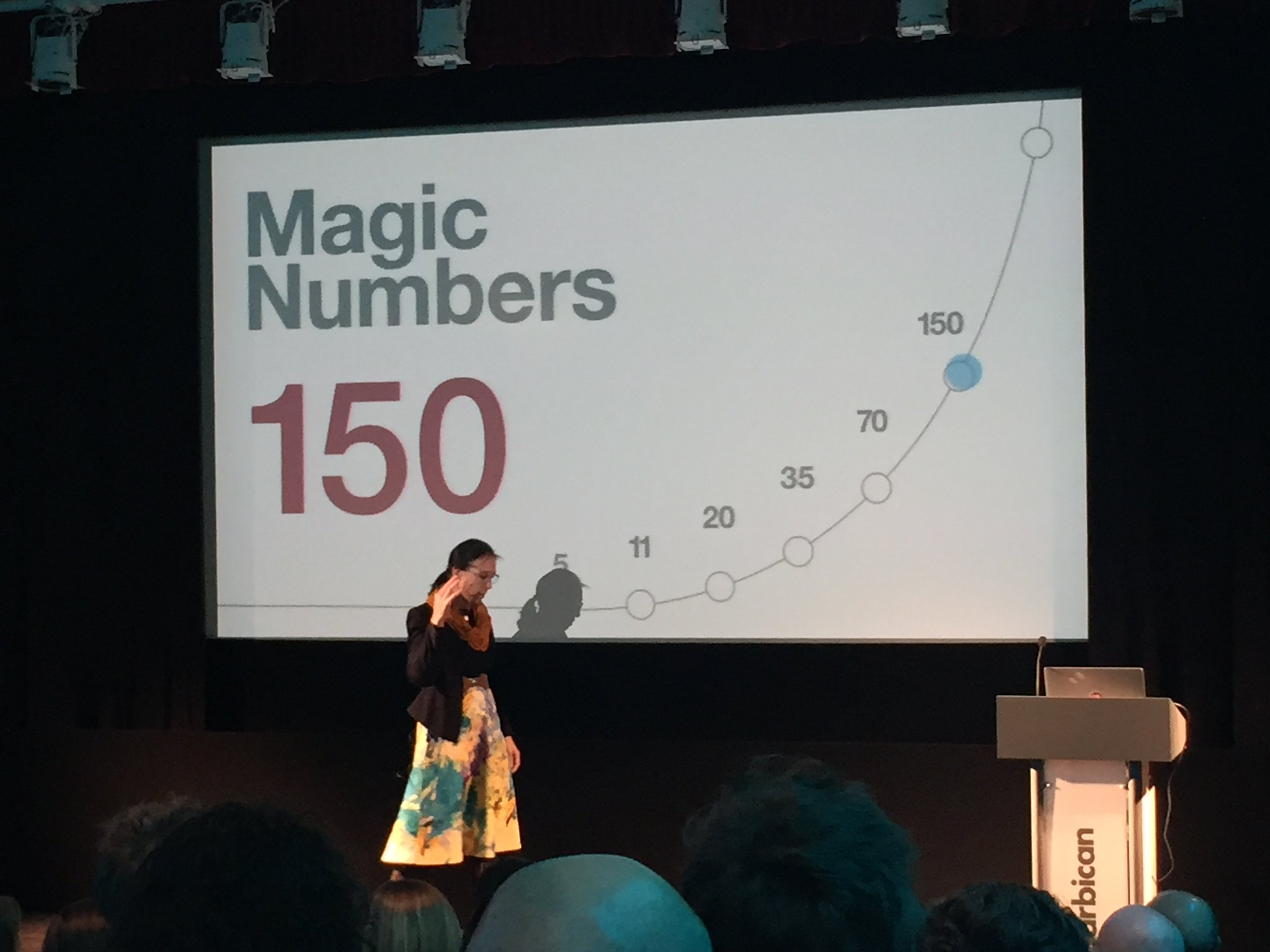 Great thoughts on design studio at scale from @sarahbeee #ldconf - numbers to keep in mind. https://t.co/4PwqnDRMPX