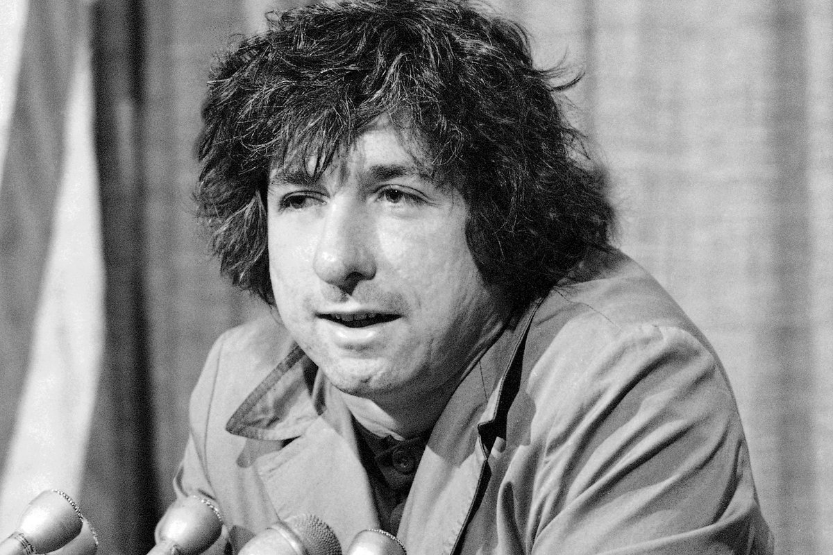 Tom Hayden, a prominent anti-war activist, has died at age 76