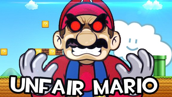 Thumbnail for Unfair Mario Game