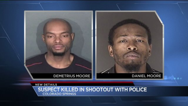 Suspects in multiple shootings in El Paso County arrested, one dead