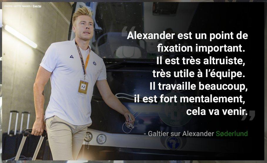 """Selnaes : """"Soderlund revient, il est en forme"""""""