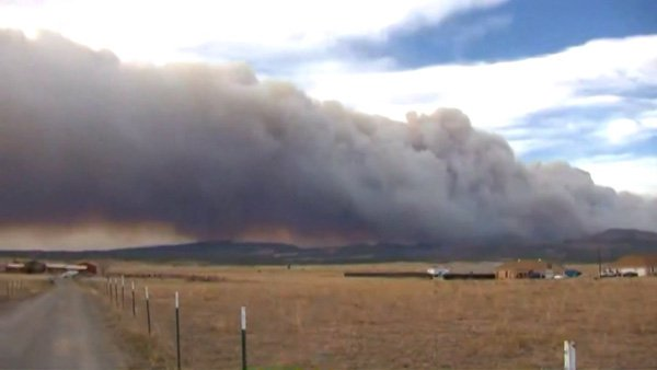 Junkins Fire 50 percent contained