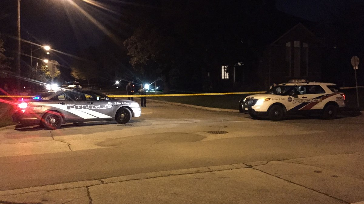 MORE: One man dead after Etobicoke shooting