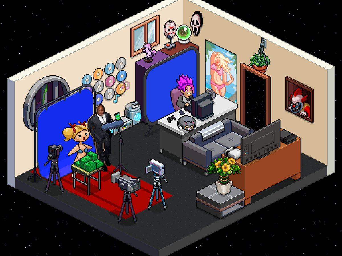 Pewdiepie Tuber Simulator Room Designs Easy Home Decorating Ideas