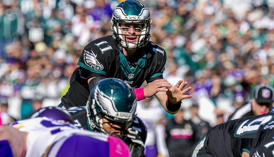 Eagles Wake-Up Call: Carson Wentz Got The Help He Needed