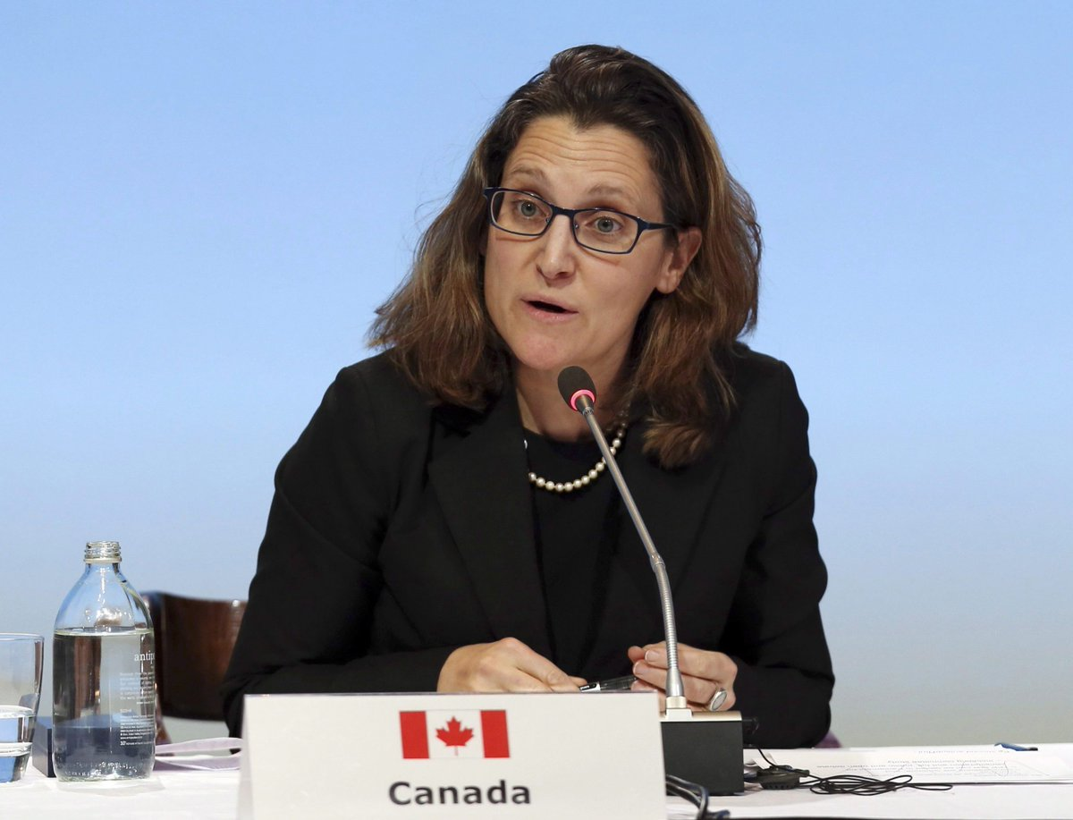 Belgian region says it won't clear EU-Canada trade deal by Monday