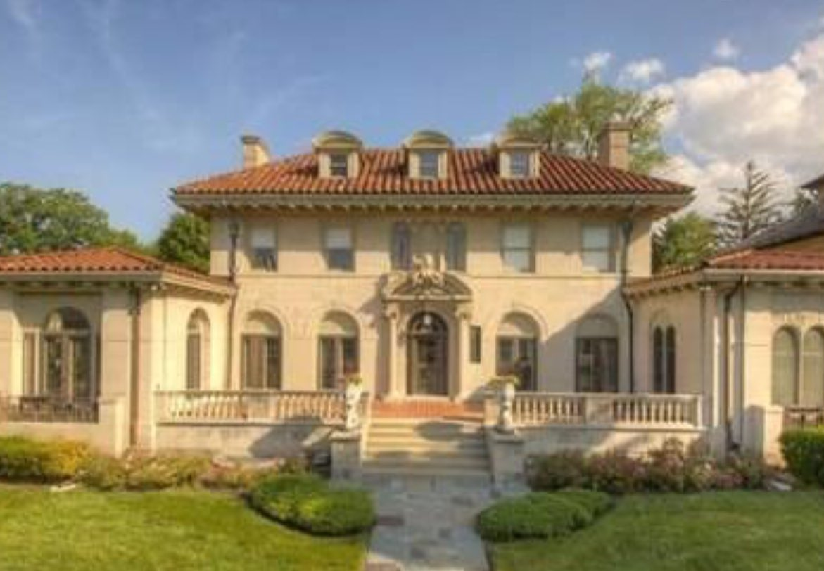 Berry Gordy Jr.'s Motown mansion is for sale. Price tag is $1.6 million. Here's a look at it.