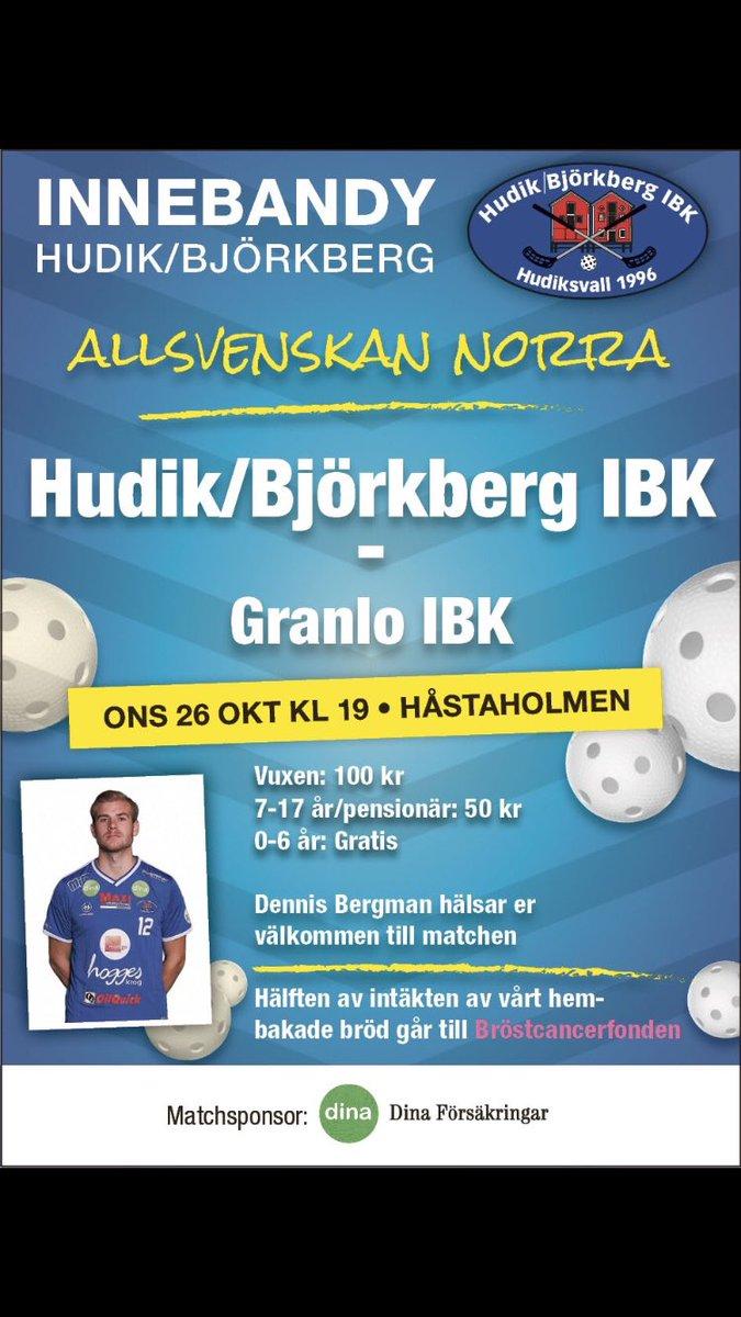 Hudik Björkberg IBK on Twitter