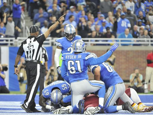 Copeland is @Lions' latest surprise defensive star