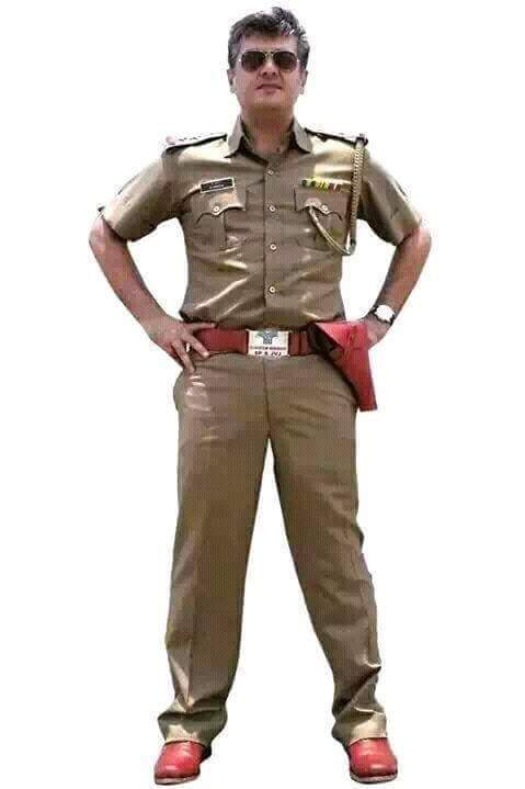Ajith Mankatha Police Stills