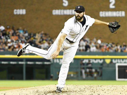 @tigers' Fulmer is Sporting News Rookie of the Year