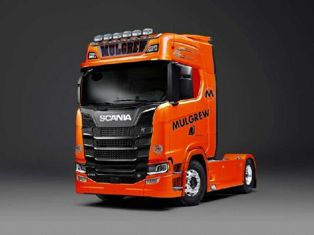 mulgrew haulage ltd on twitter s series 730 scania. Black Bedroom Furniture Sets. Home Design Ideas