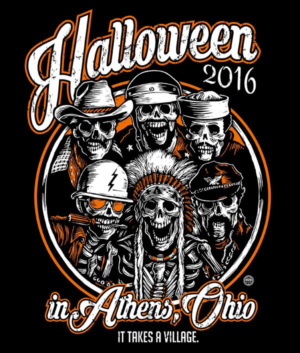 Once again Athens, Ohio becomes the most sought after town. Are you ready for Saturday?!?! https://t.co/3bDe5bs8fk