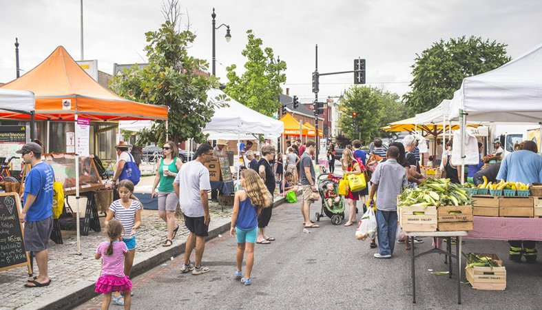 8 Farmers' Markets You Should Visit in Washington, DC