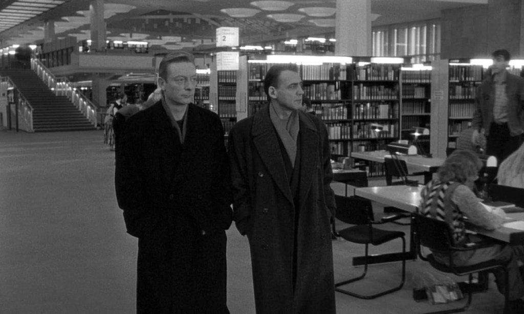 Las bibliotecas más bellas del cine y las películas
