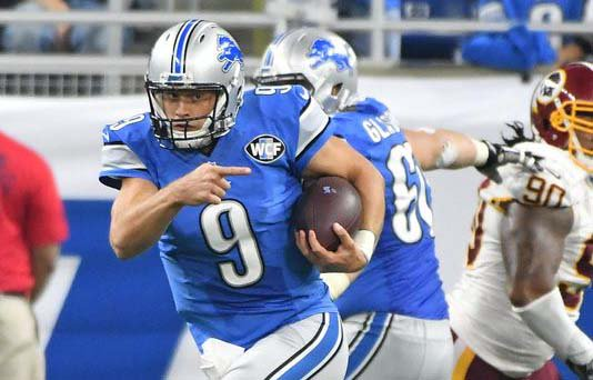 Stafford infuses @Lions with his confidence, writes @JohnNiyo